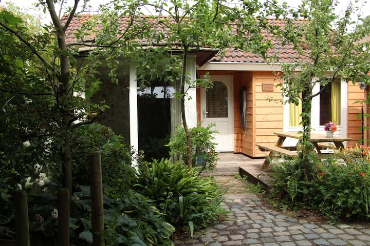 vakantiehuisje op prachtige locatie - Castricum - Kulübe