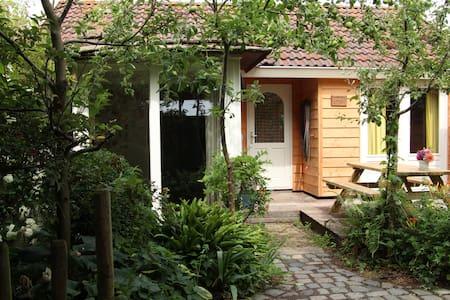 vakantiehuisje op prachtige locatie - Castricum - Zomerhuis/Cottage