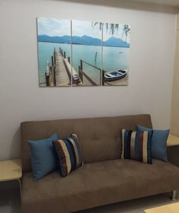 1 Bedroom Condominium at SM Grass Residences - Appartement