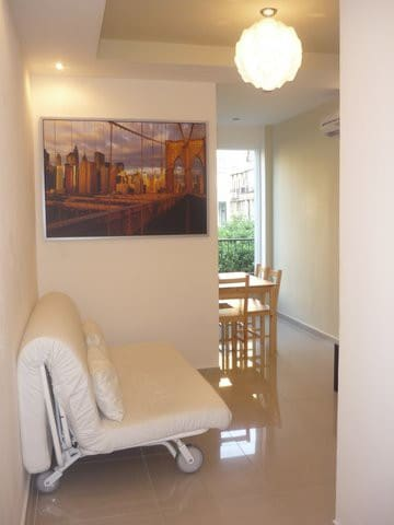 Elegant 1-bedroom near the sea (006) - Bat Yam - Daire