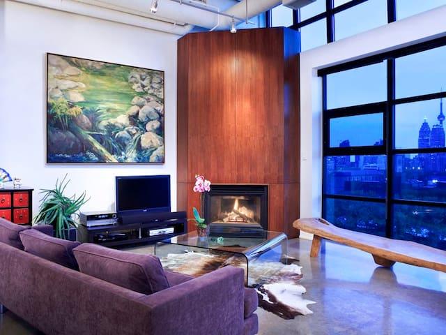 Outstanding beautiful PH loft downtown Toronto