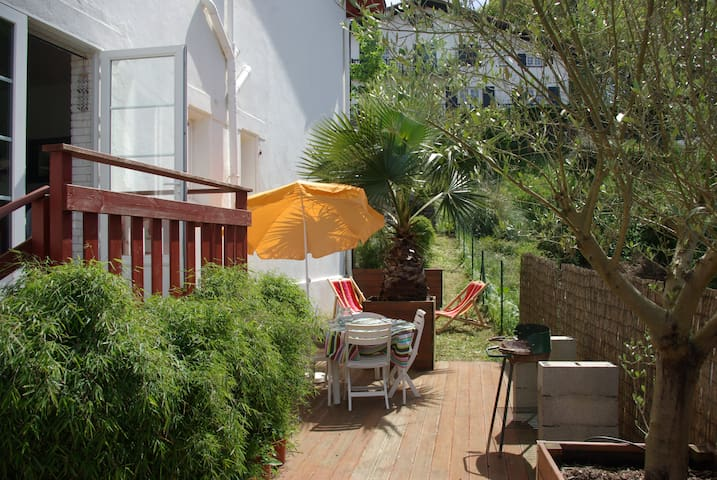 Great modern flat with 2 rooms - Biarritz - Byt