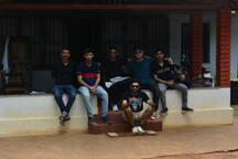 Ashutosh n buddies friends forever