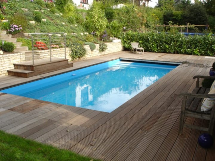 Gästezimmer incl. Benutzung von Pool und Sauna