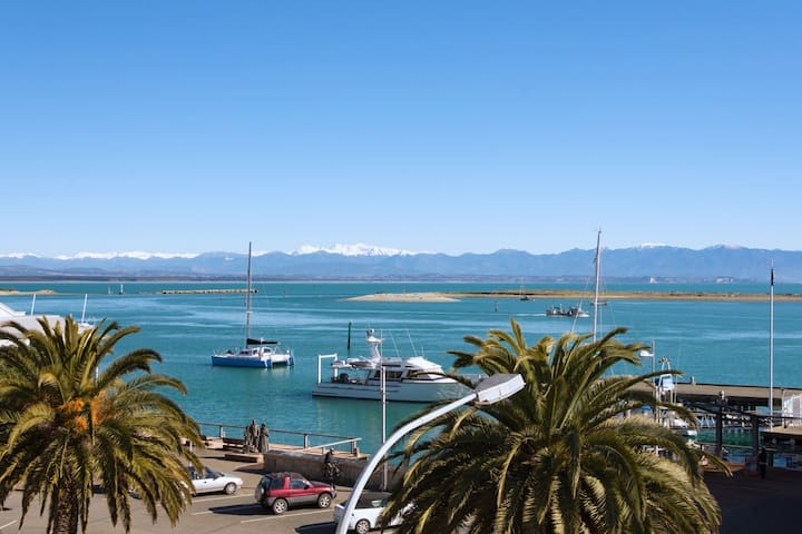 Latitude Apartment Nelson Waterfront With Views Apartments For - New zealand latitude