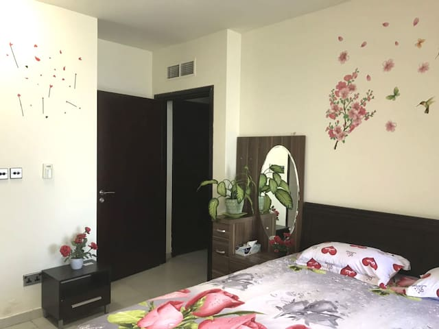 Romantic View Master Room With Terrace Beach JLT
