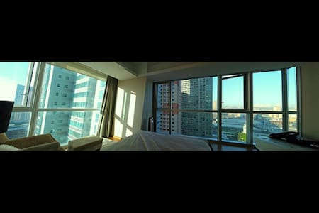 Luxury 1BR @ Shangri-la, Ortigas - Mandaluyong - Apartament