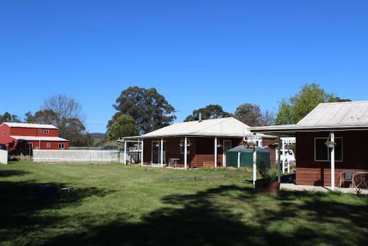 DixiGlen Farm - Lorikeet Cottage - Dixons Creek - Villa
