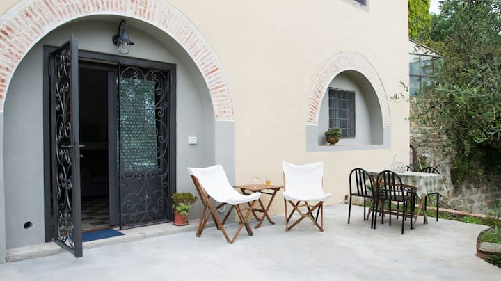 apartement in the Tuscan countryside