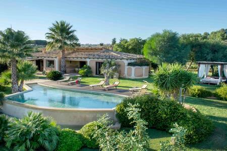 Villa di Lusso con Piscina Sicilia - Castelvetrano