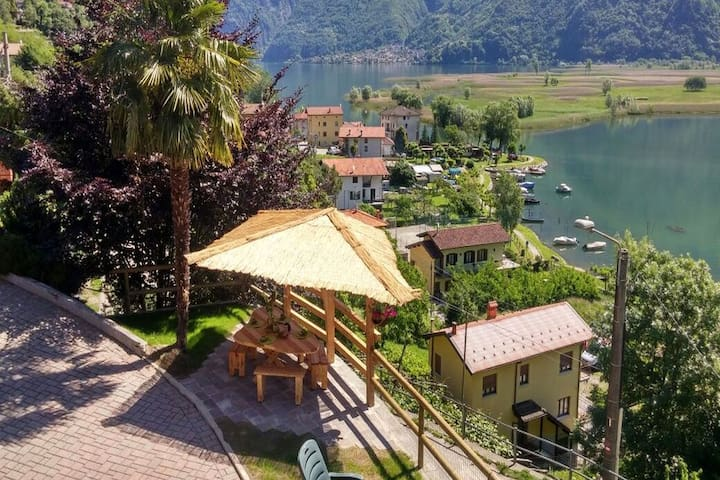 Peaceful Apartment in Dascio Italy near Ski area