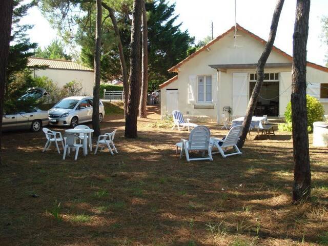 """Villa """"les petits bois"""""""