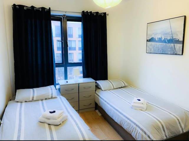 2 BEDS SINGLE ROOM DUBLIN CITY
