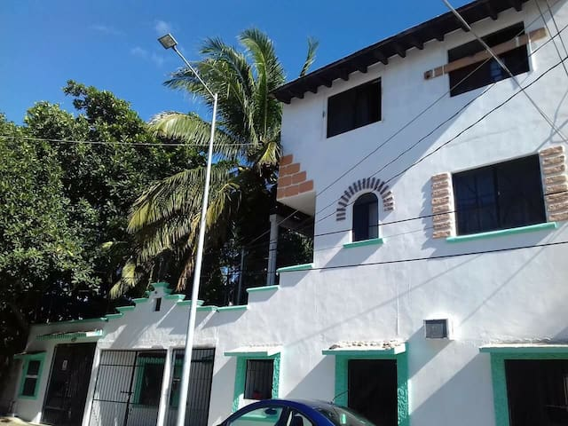 "Casa""Jungla Maya"" el mejor lugar para disfrutar. - Playa del Carmen - Apartment"