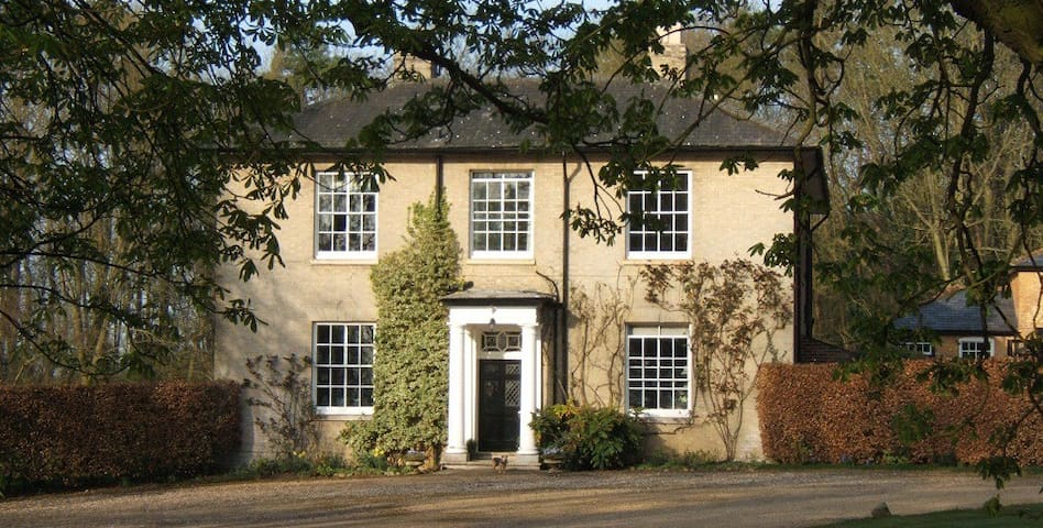 The Old Vicarage, Luxury B&B  - Haverhill - Bed & Breakfast