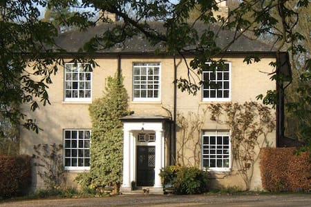 The Old Vicarage, Luxury B&B  - Haverhill