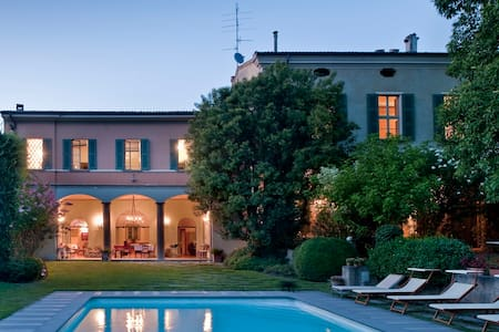 Luxury Villa in Franciacorta - Bornato
