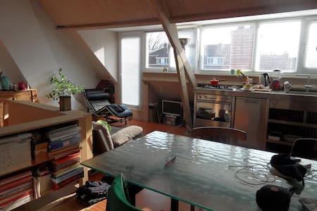 Zolder  appartement Nijmegen-Oost - Nimega