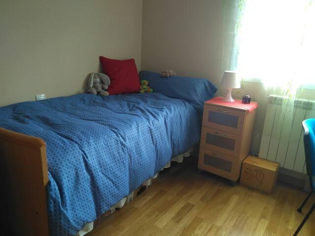 Habitación individual  en Grijota, Palencia