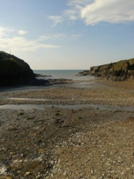 Local family friendly beach, a few minutes walk. Perfect for crabbing