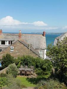 Seaside flat in historic villages - Port Isaac - Daire