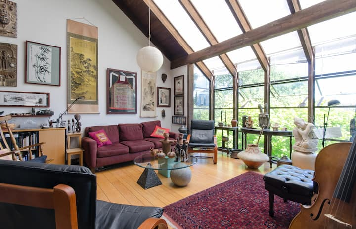 Gorgeous House in Berkeley Hills