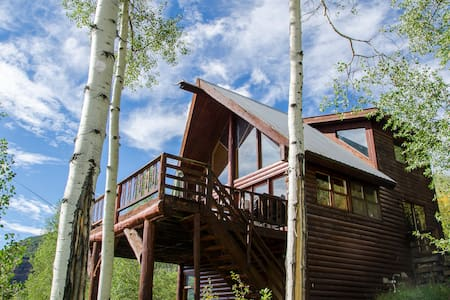 Classic Colorado cabin near Aspen! - Carbondale