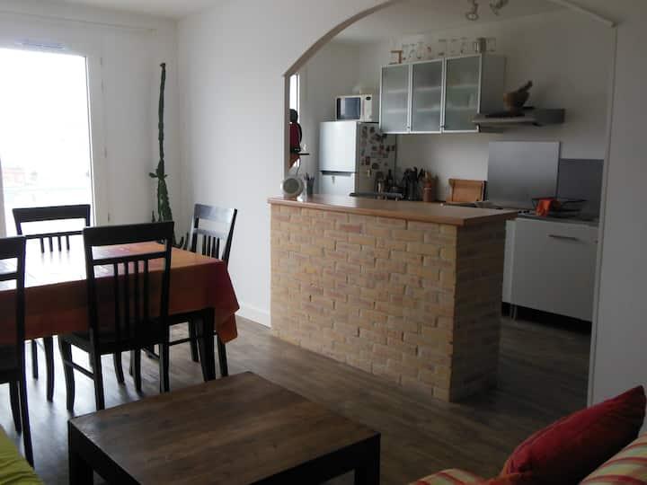 votre logement sur l'Ile de Nantes