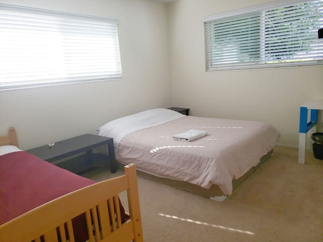 CozyClean Private bedroom in MV close to El Camino