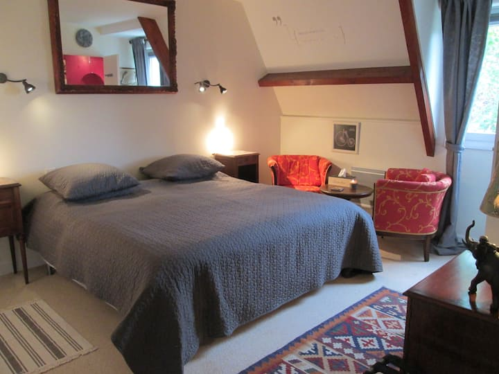 "Beautiful bed and breakfast at the ""Côte d'Opale"""