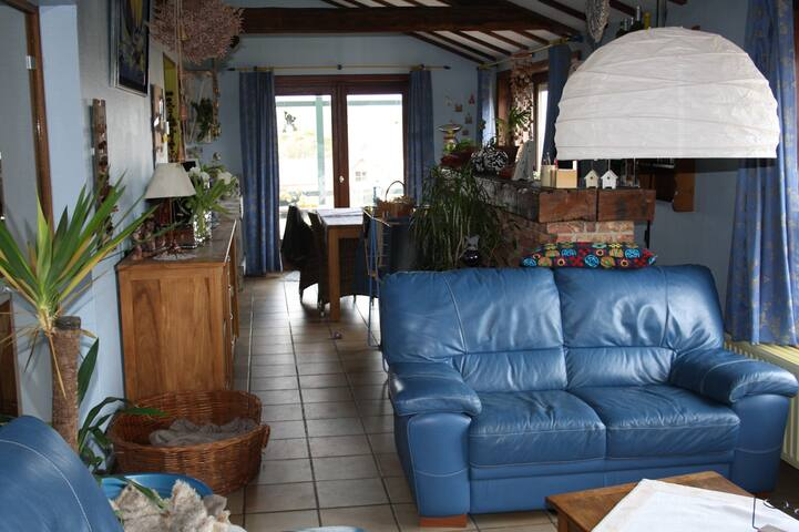 Bed and Breakfast à Malonne (Namur) - Namur - Casa