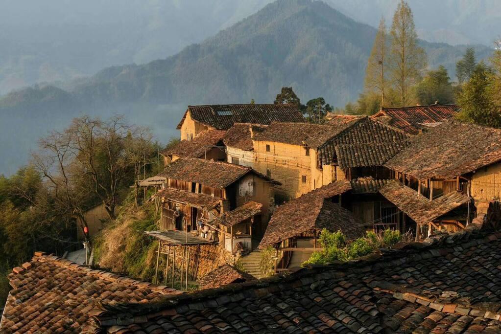 400年的古村-画家村