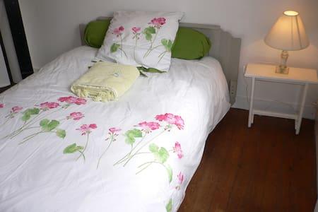 Belle chambre confortable au calme - Le Mesnil-Esnard - Dom