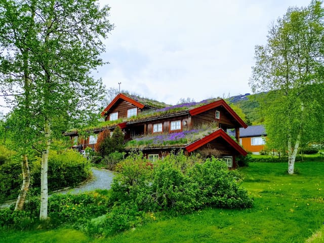 Nice 2-bedroom apartment in center of Oppdal, wifi