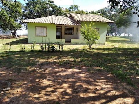 Comfortable house on the banks of Três Marias Dam