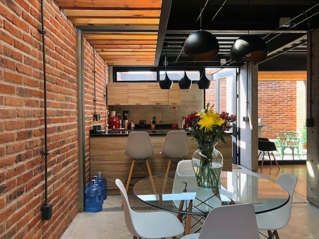 Casa Cubo, vacation loft in San Miguel de Allende