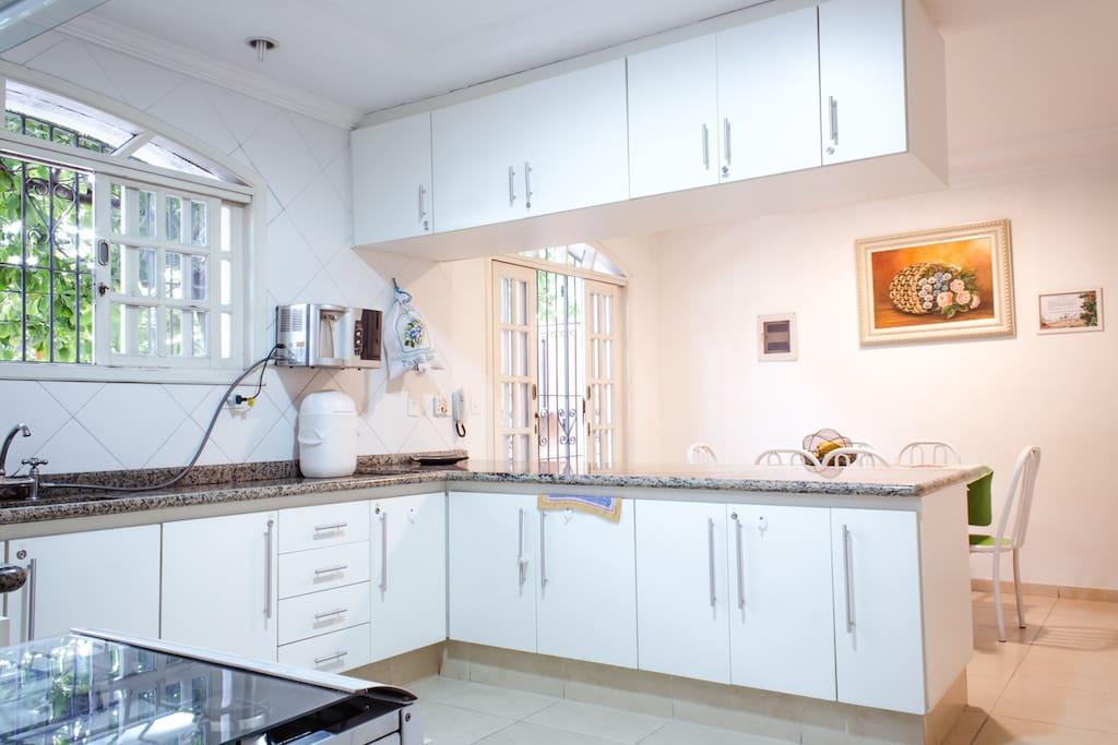 Cozinha (área social)