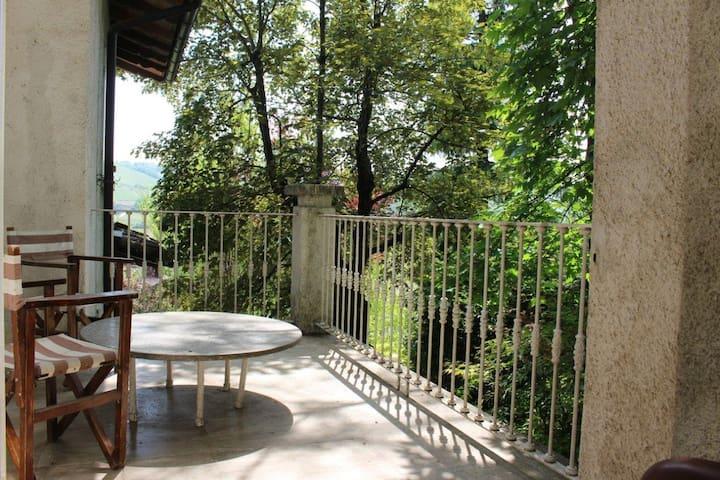 Appartamento in villa signorile - Castell'Arquato - Vila