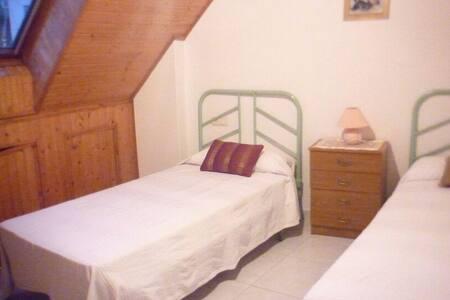 habitacion privada en apartament - Lage