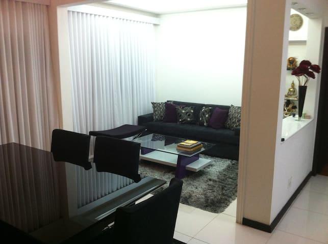 Penthouse duplex. Bedroom for rent