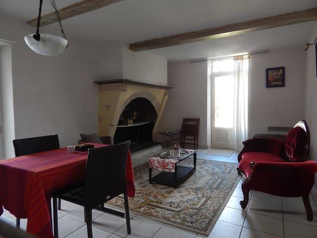 appartement dans demeure de caracté - Montfort-en-Chalosse - อพาร์ทเมนท์