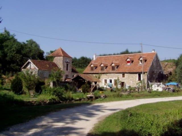 Huis zwem/vis-meer BEAUNE/DIJON - Arnay-le-Duc - House