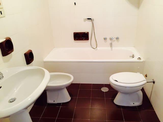 Appartamento Residence panoramico - Rocca di Mezzo - Apartament