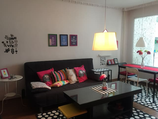 Cosy Apartment, close to the City Center - Sofia