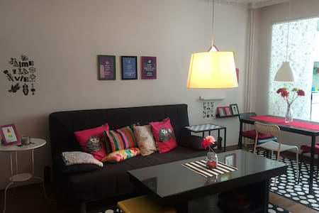 Cosy Apartment, close to the City Center - Sofia - Huoneisto