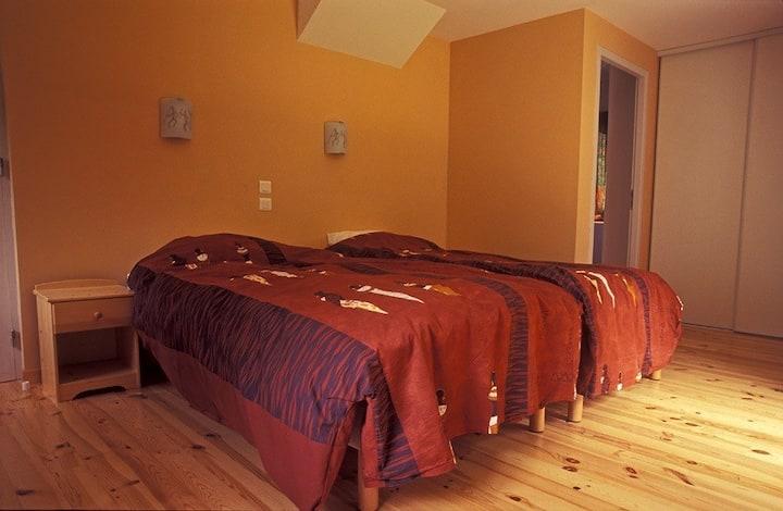 Chambres d'hôtes Christine & Petxu / Ch2