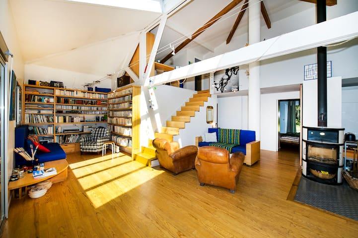 GRANDE MAISON AVEC PISCINE - Carcans - Haus