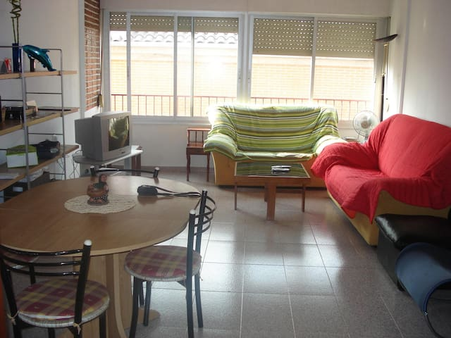 Rent Rooms in Murcia Center. - Murcia - Apartment