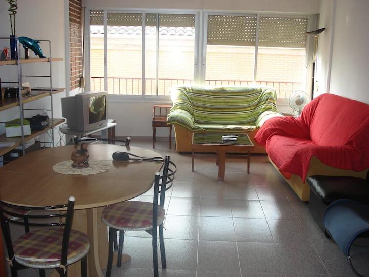 Habitación Centro de Murcia 2 camas
