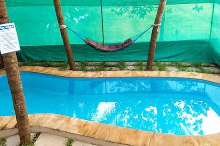 Bliss Villa - 3 BHK Bunglow - Private Pool, AC - Saligao - Vila